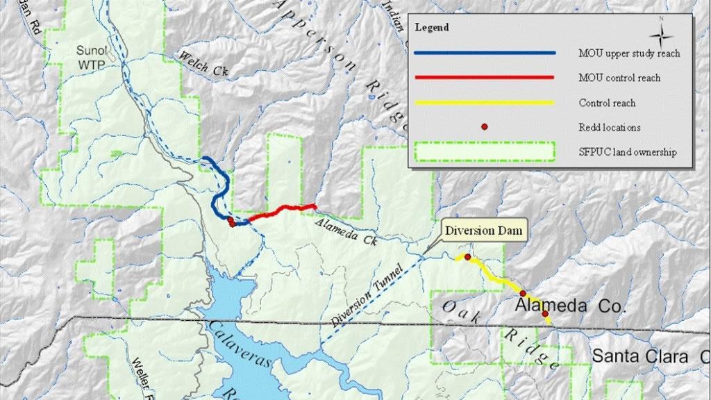 Priority Alameda Creek Riparian Habitat Area Assessment
